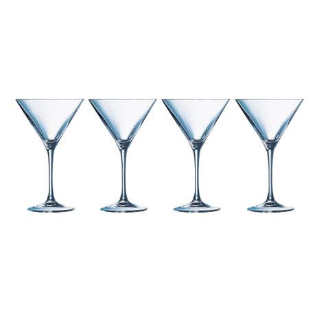 Martini Glass 4 Pack