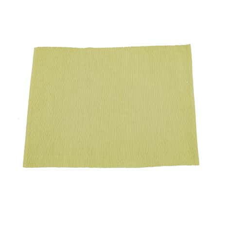 Pack of 2 Green Ribbed Placemats