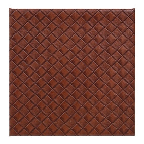 Tan Weave Pack of 4 Coasters