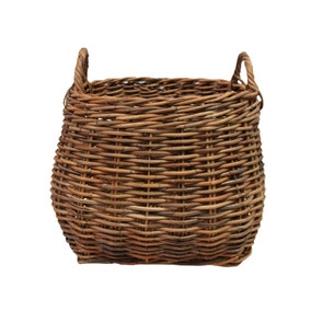 Dorma Brown Belly Basket