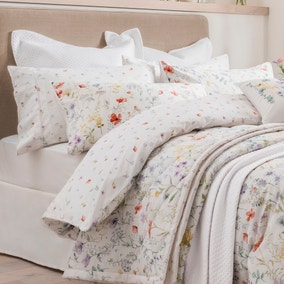 Dorma Wildflower Digitally Printed 100% Cotton Duvet Cover