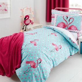 Flamingo Fever Pink Cushion