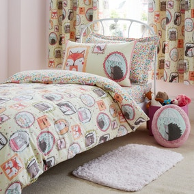 Forest Family Oxford Pillowcase