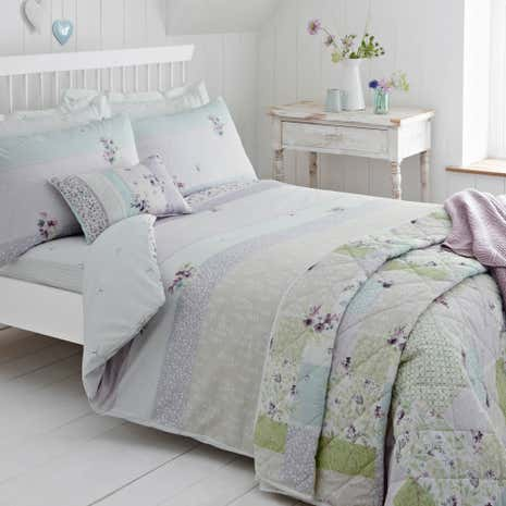 Hidcote Duvet Cover and Pillowcase Set