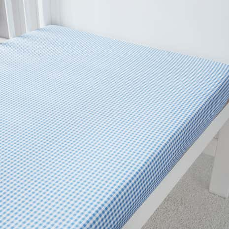 Me & My Car Cot Bed Fitted Sheets Two Pack