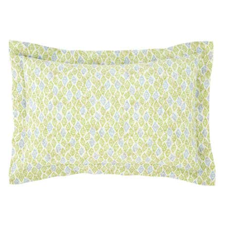 Roar! Green Oxford Pillowcase