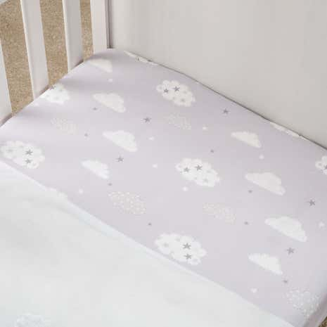 Sweet Dreams Fitted Sheets Twin Pack