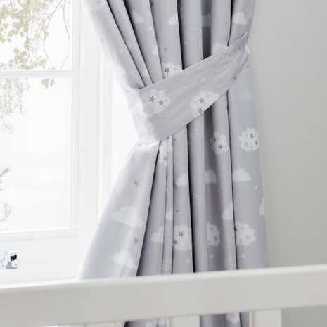 sweet dreams blackout pencil pleat curtains