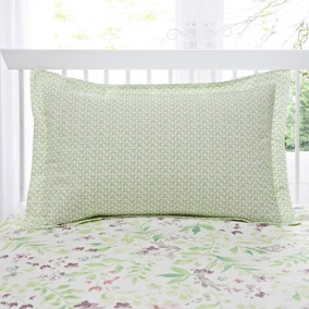 Wisley Floral Oxford Pillowcase