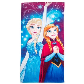 Disney Frozen Winter Towel