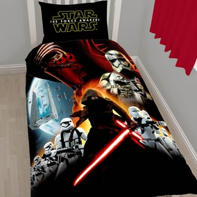 Star Wars The Force Awakens Duvet Set