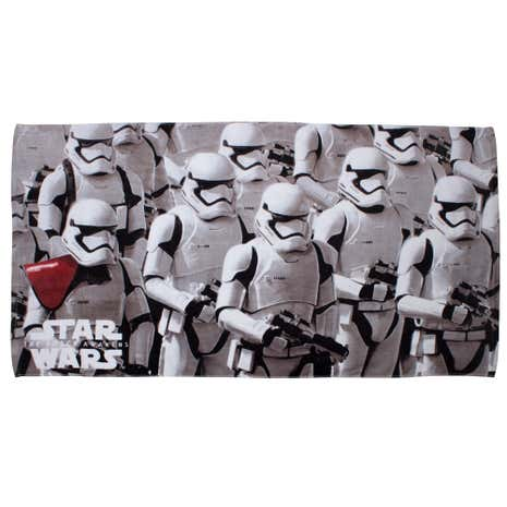 Star Wars The Force Awakens Bath Towel