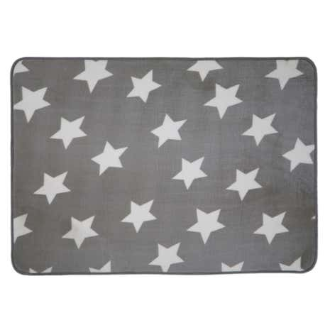 Grey Superstar Rug
