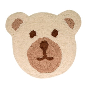Natural Bear Rug. Loz_exclusively_online