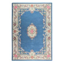 Blue Treasure Rug