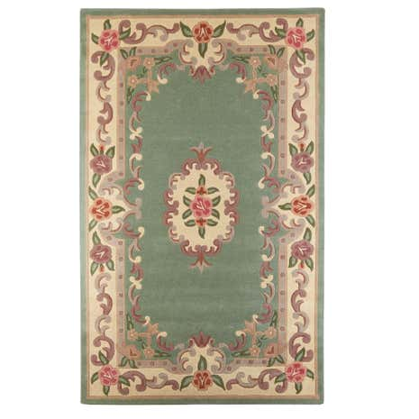 Green Treasure Rug