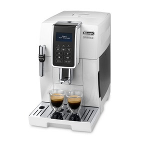 DeLonghi Dinamica White Coffee Machine ECAM35035W