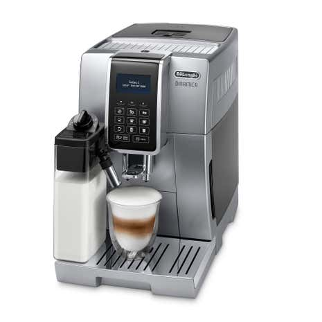 DeLonghi Dinamica Silver Coffee Machine ECAM35075S