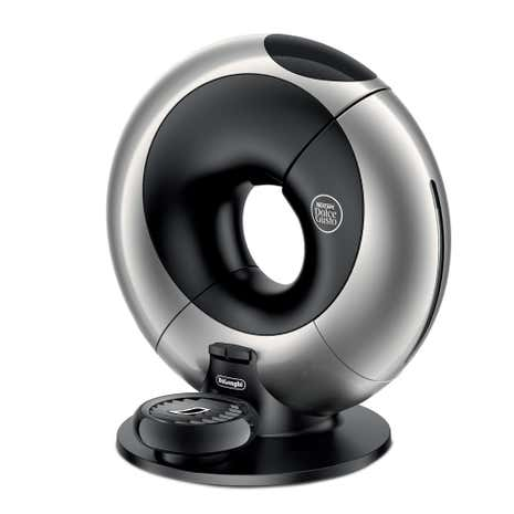 DeLonghi Eclipse Dolce Gusto Silver Coffee Machine EDG736S