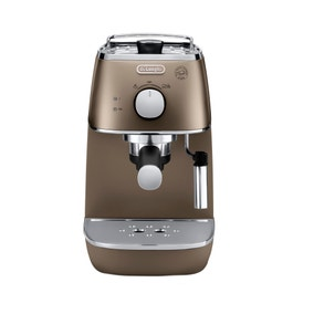 DeLonghi Distinta Bronze Pump Coffee Machine ECI341BZ
