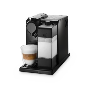 DeLonghi Nespresso Lattis Black Coffee Machine EN550B