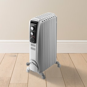 DeLonghi White Dragon Oil Filled Radiator TRD40820T