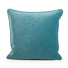 Dorma Teal Brookdale Cushion