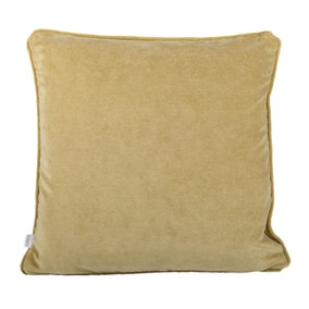 Dorma Holcombe Ochre Cushion