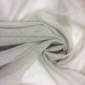 Stone Linen Look Fabric