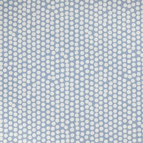Spotty China Blue PVC
