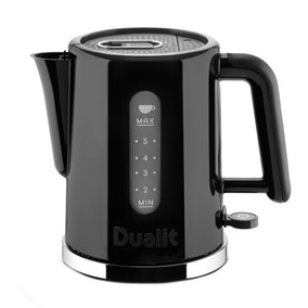 Dualit Studio 72120 Black 1.5L Kettle