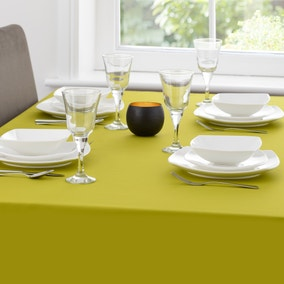 Spectrum Lime Tablecloth