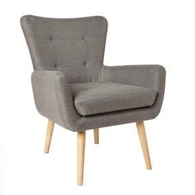 Alva Grey Chair