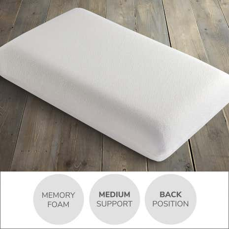 Lavender Scented Memory Foam Pillow