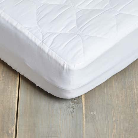 Fogarty Little Sleepers Anti Allergy Quilted Mattress Protector