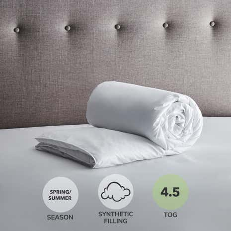 Fogarty Soft Touch 4 5 Tog Duvet