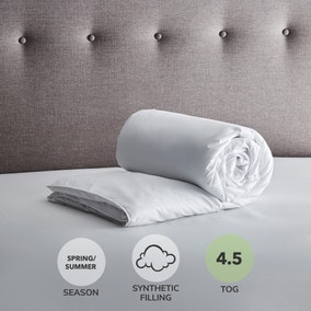 Fogarty Soft Touch 4.5 Tog Duvet
