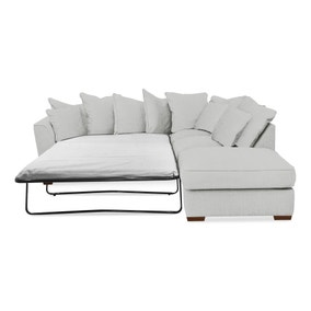 Grosvenor Right Hand Scatter Back Corner Sofa Bed