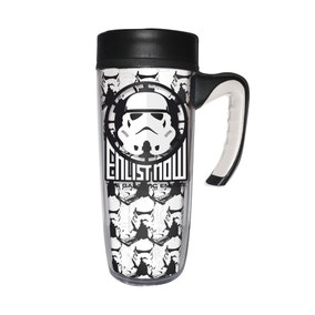 Disney Star Wars Stormtrooper Travel Mug