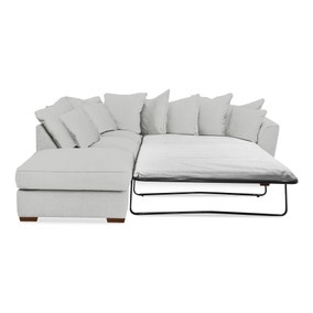 Grosvenor Left Hand Scatter Back Corner Sofa Bed