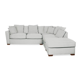 Grosvenor Right Hand Scatter Back Corner Sofa
