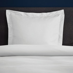 Fogarty White Soft Touch Continental Pillowcase