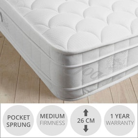 Fogarty Soft Touch Medium Mattress