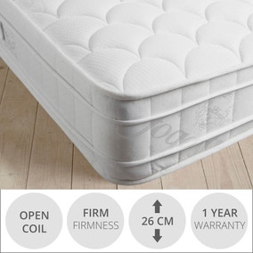 Fogarty Soft Touch Firm Mattress
