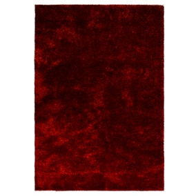 Wine Indulgence Shaggy Rug