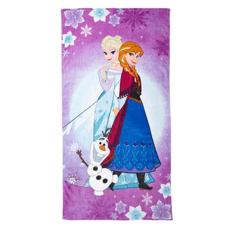Disney Frozen Towel