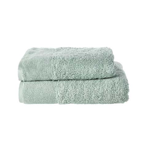 Cosy Soft Light Pistachio Towel