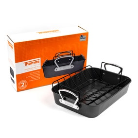Thomas Roasting Pan with Rack