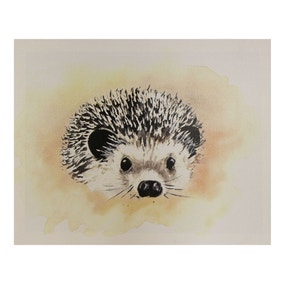 Hedgehog Canvas