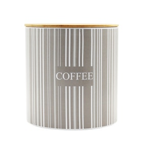 Dandelion Coffee Canister